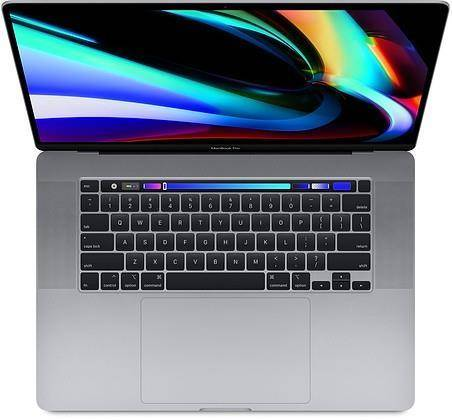 MacBook Pro 16 Touch Bar Space Grey